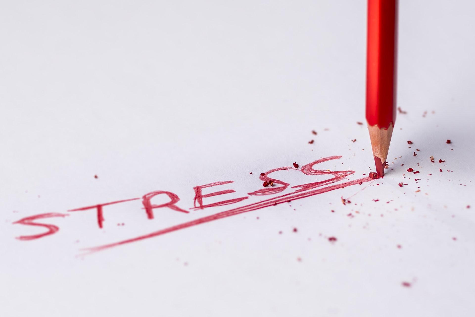 Stress in de samenwerking